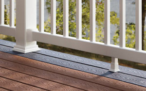 Show Trex Select Decking and Railing supplier of Trex Composite Decking